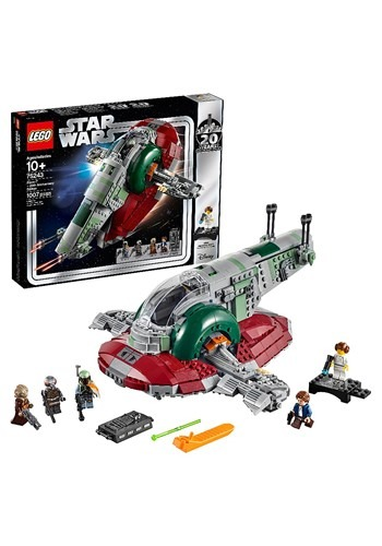 LEGO Star Wars Slave 1 20th Anniversary Edition Set