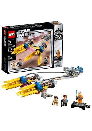 LEGO Star Wars Anakins Podracer 20th Anniversary Edition