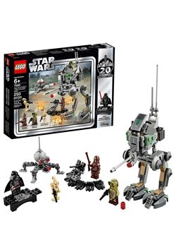 LEGO Star Wars Clone Scout Walker 20th Anniversary