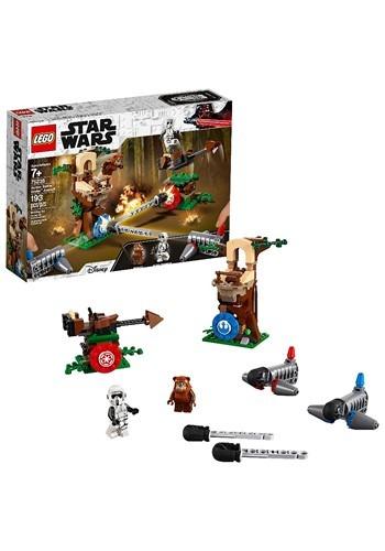 193pc LEGO Star Wars Action Battle Endor Assault Set