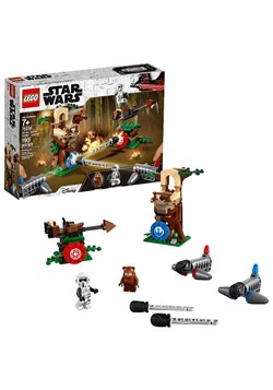 193pc LEGO Star Wars Action Battle Endor Assault Set