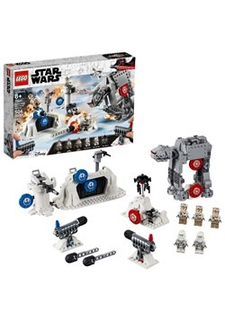 LEGO Star Wars Action Battle Echo Base Defense