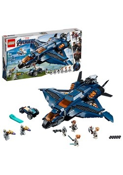LEGO Avengers Ultinmate Quinjet