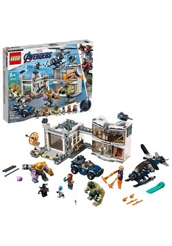 LEGO Avengers Compound Battle