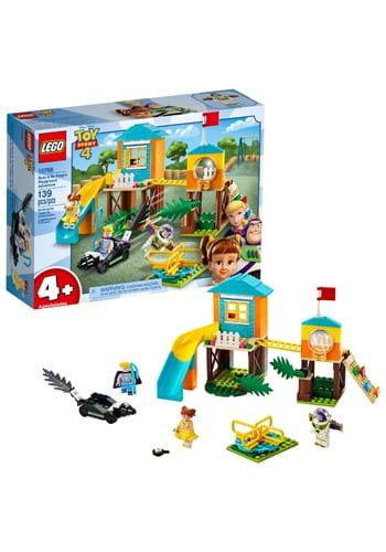 LEGO Toy Story 4 Buzz & Bo Peep's Playground Adventure