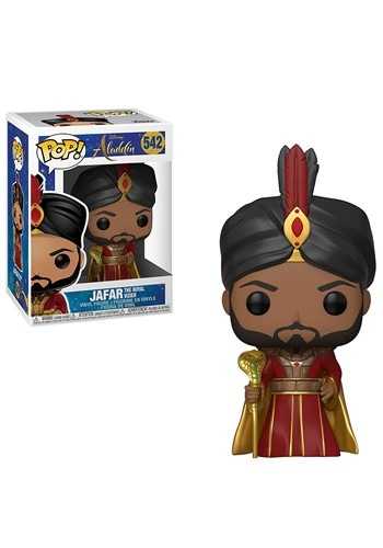 Pop Disney Aladdin Live Jafar