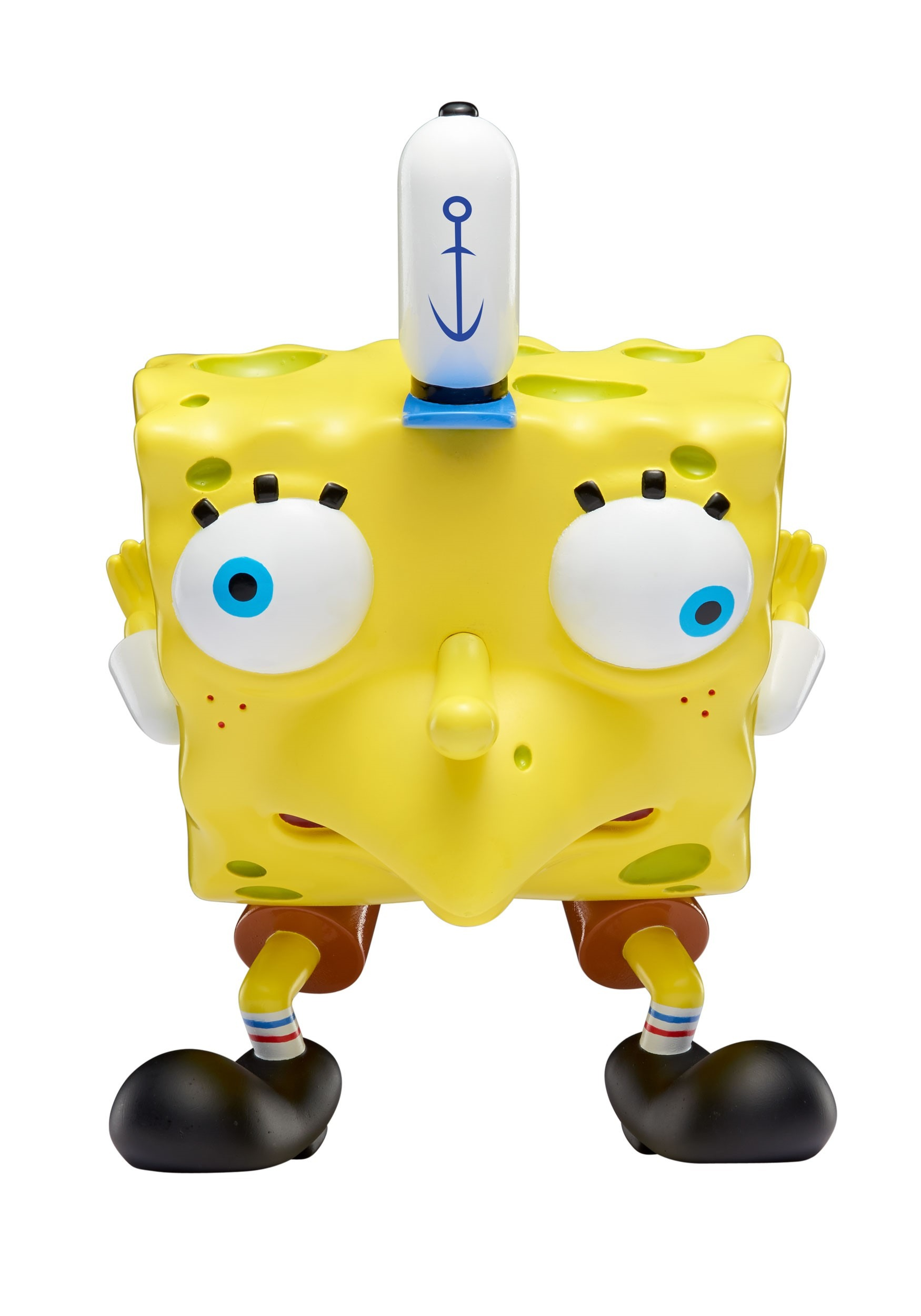 Spongebob_SquarePants_Masterpiece_Collection_Mocking_Figure