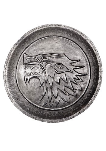 Game of Thrones Stark Pin Shield