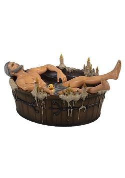 Geralt The Witcher 3 Bath Statuette