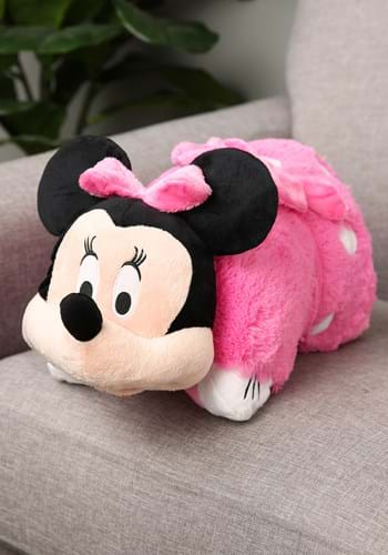 Pink Minnie Mouse Pillow Pets Upd