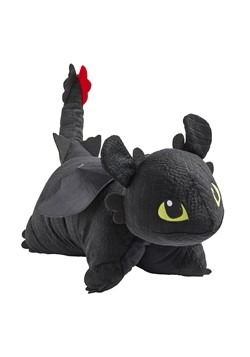 Pillow Pets How to Train Your Dragon Toothless Plush