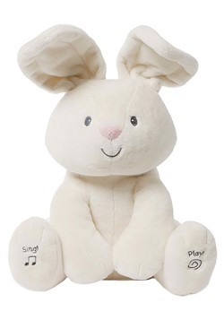 Sweet Flora Animated Sing & Play Plush