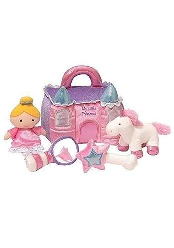 Princess Castle: Plush Playset for Kids
