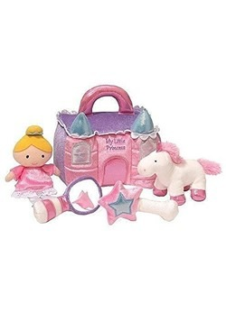 Princess Castle Plush Kit