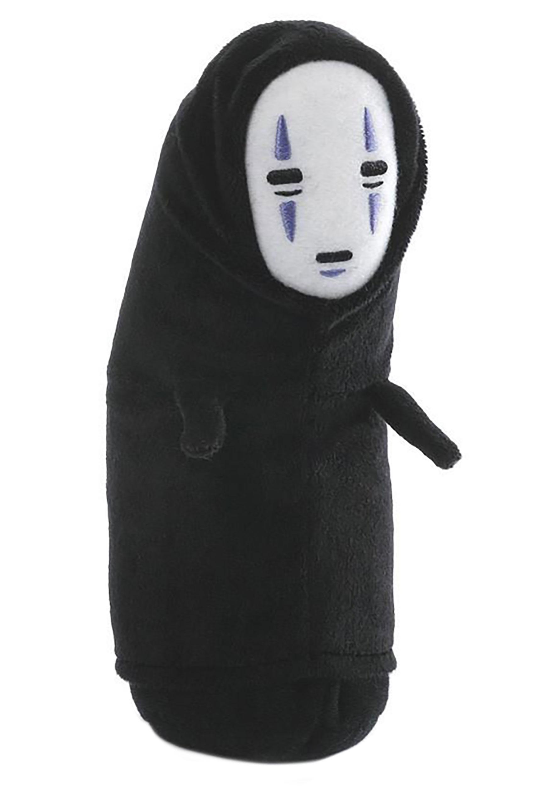 No Face Stuffed Figure Spirited Away