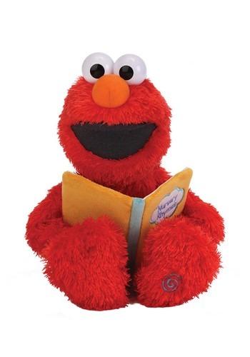 Nursery Rhyme Elmo Talking Stuffed Figure