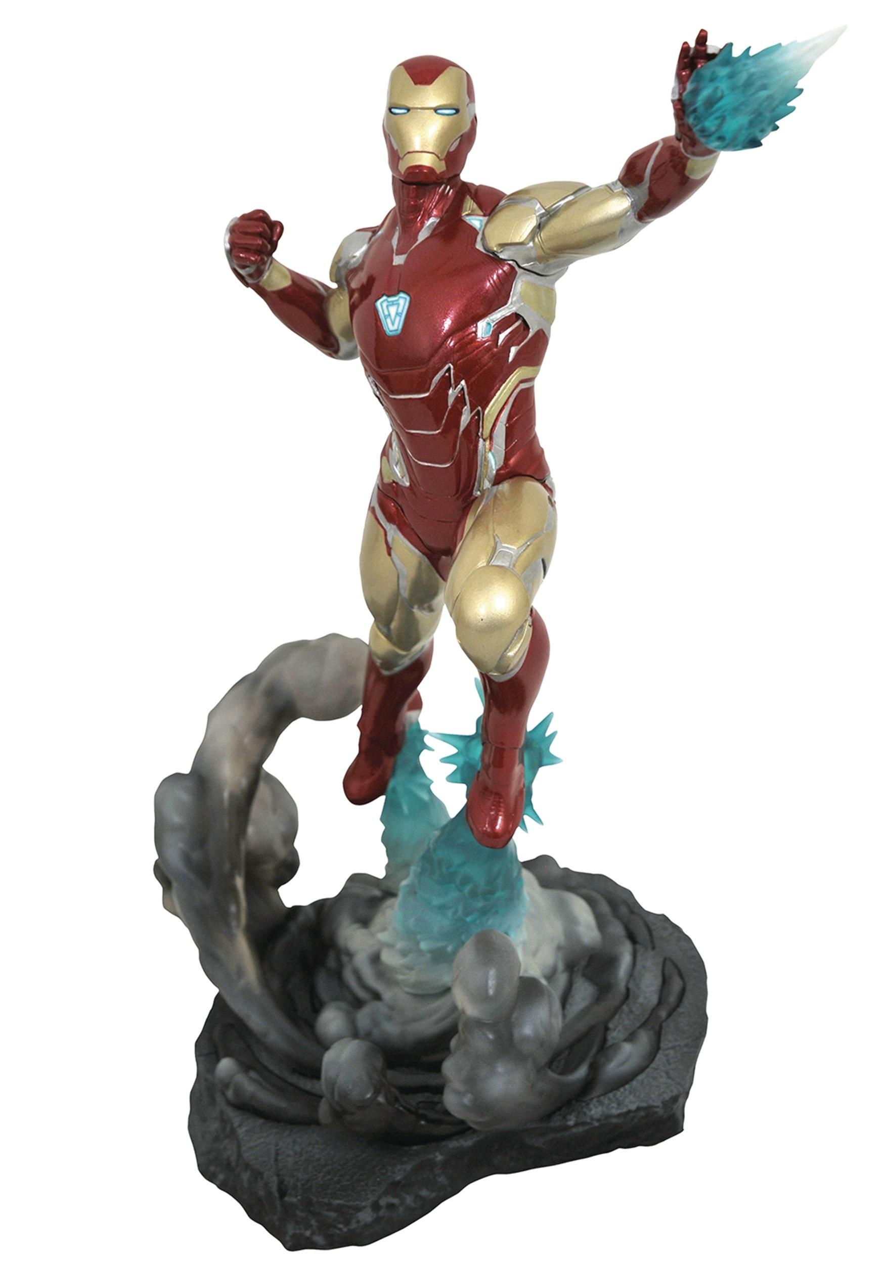iron marvel endgame avengers mk85 pvc figurine figure