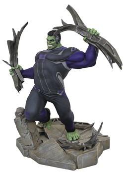 Marvel Gallery Avengers: Endgame Team Suit Hulk Deluxe PVC F