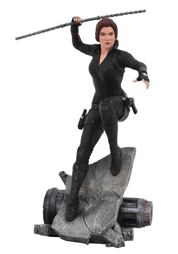 Marvel Premiere Avengers: Engame Black Widow Statue