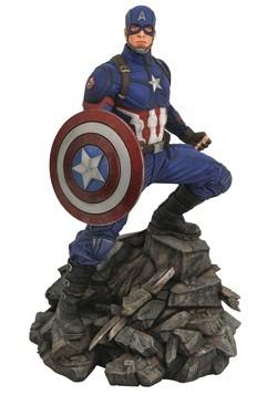 Marvel Premier Avengers Endgame Captain America 10 Statue