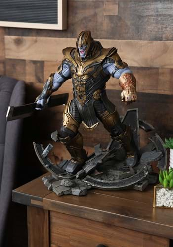 Marvel Milestones Avengers: Endgame Armored Thanos Statue