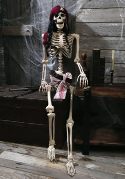 Jack Sparrow Skeleton Pirates of the Caribbean Update