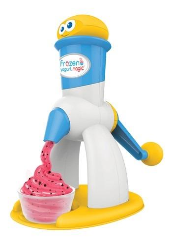 Frozen Yogurt Magic