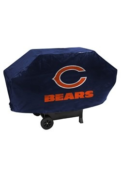 NFL Chicago Bears Deluxe Vinyl Padded Grill Cover