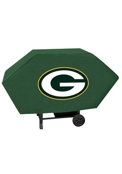 NFL Green Bay Packers Deluxe Vinyl Padded Grill Cover