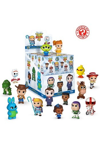 Mystery Mini: Toy Story 4