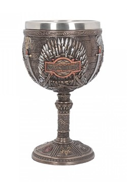 Game of Thrones- Iron Throne Goblet 17cm