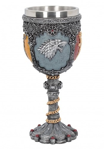 Game of Thrones- House Sigils Goblet 18cm