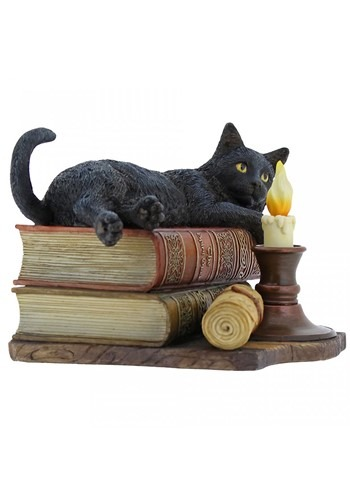 The Witching Hour 20.5cm Cat Figurine