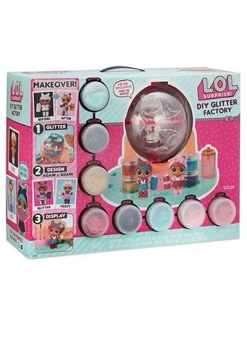L.O.L. Surprise DIY Glitter Factory1