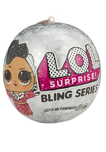 L.O.L. Bling Series Surprise Dolls