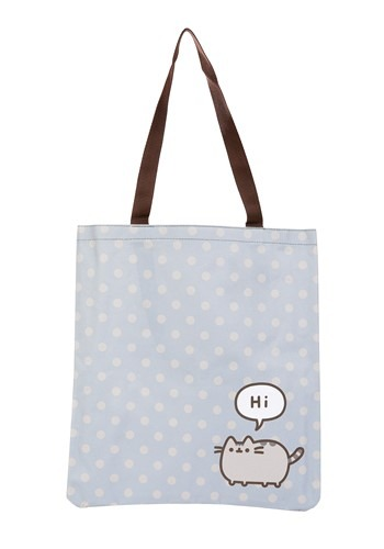 Pusheen Polka Dot Tote Bag