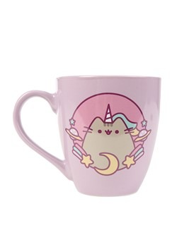 Pusheenicorn Purple Mug