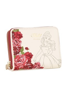 Loungefly Disney Belle Flowers Faux Leather Mini Z
