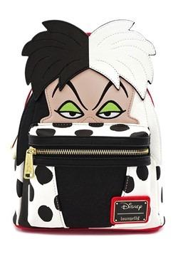 Loungefly Disney Cruella DeVil Faux Leather Mini B