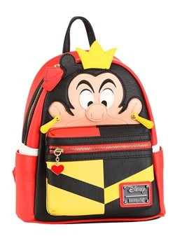 Loungefly Disney Queen of Hearts Faux Leather Mini