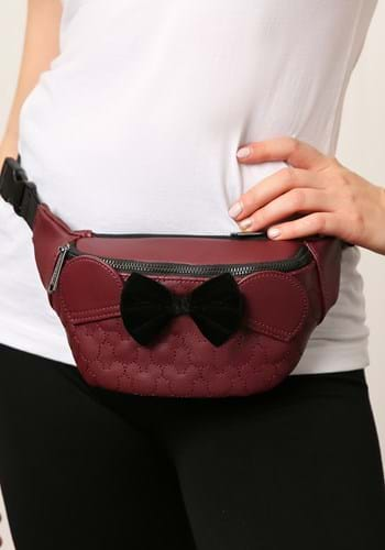 Loungefly Disney Minnie Mouse Leather Fanny Pack Update 2