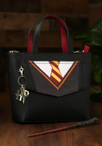 Loungefly Harry Potter School Uniform Faux Leather Bag Updat