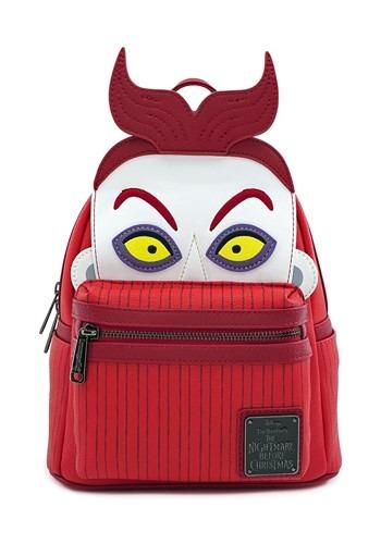 Loungefly Nightmare Before Christmas Lock Mini Backpack