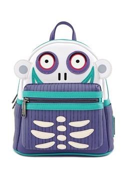 Loungefly Nightmare Before Christmas Barrel Mini Backpack