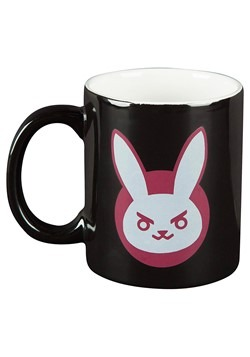 Overwatch D.Va: Ceramic 11 oz Mug