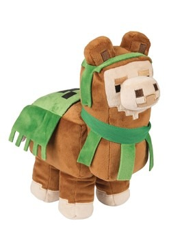 Minecraft Adventure Llama Plush