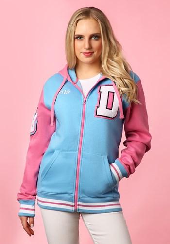 Overwatch: Varsity D.Va Zip-Up Hooded Sweatshirt upd