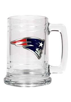 NFL New England Patriots 15oz. Classic Tankard