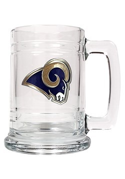 15 oz NFL Los Angeles Rams Classic Tankard