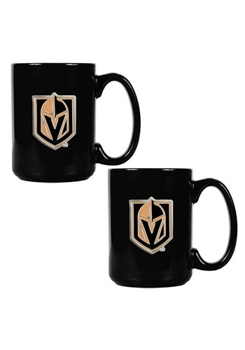 NHL Las Vegas Golden Knights 15oz. Ceramic Mug Gif